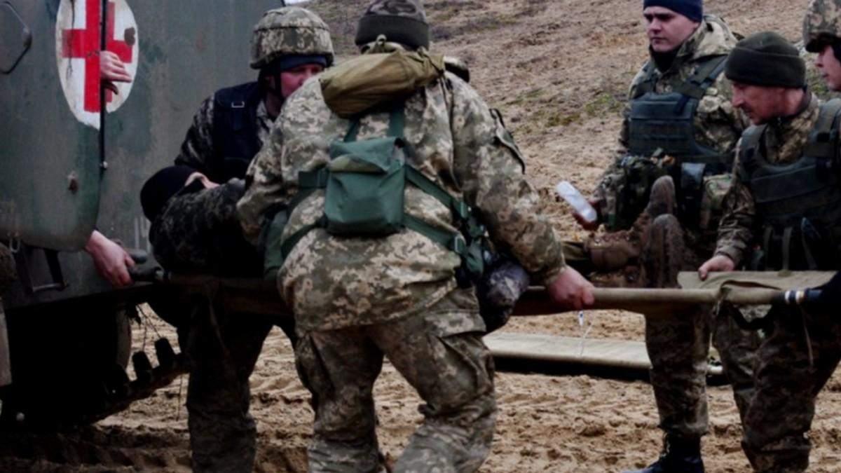 Бойовики потужно обстріляли позиції ООС: постраждали 7 бійців