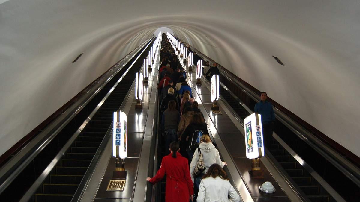 В Киевском метро диктор закашлялась и призвала ходить к врачу
