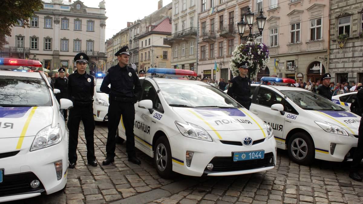 Во Львове задержали водителя с более 3 промилле алкоголя в крови