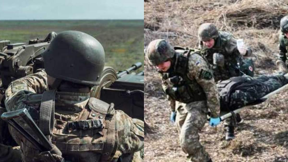 У ТКГ відреагували на обстріл окупантів і поранення військових
