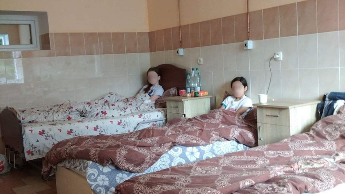 Дети, отравившиеся в лагере на Прикарпатье, об условиях в гостинице