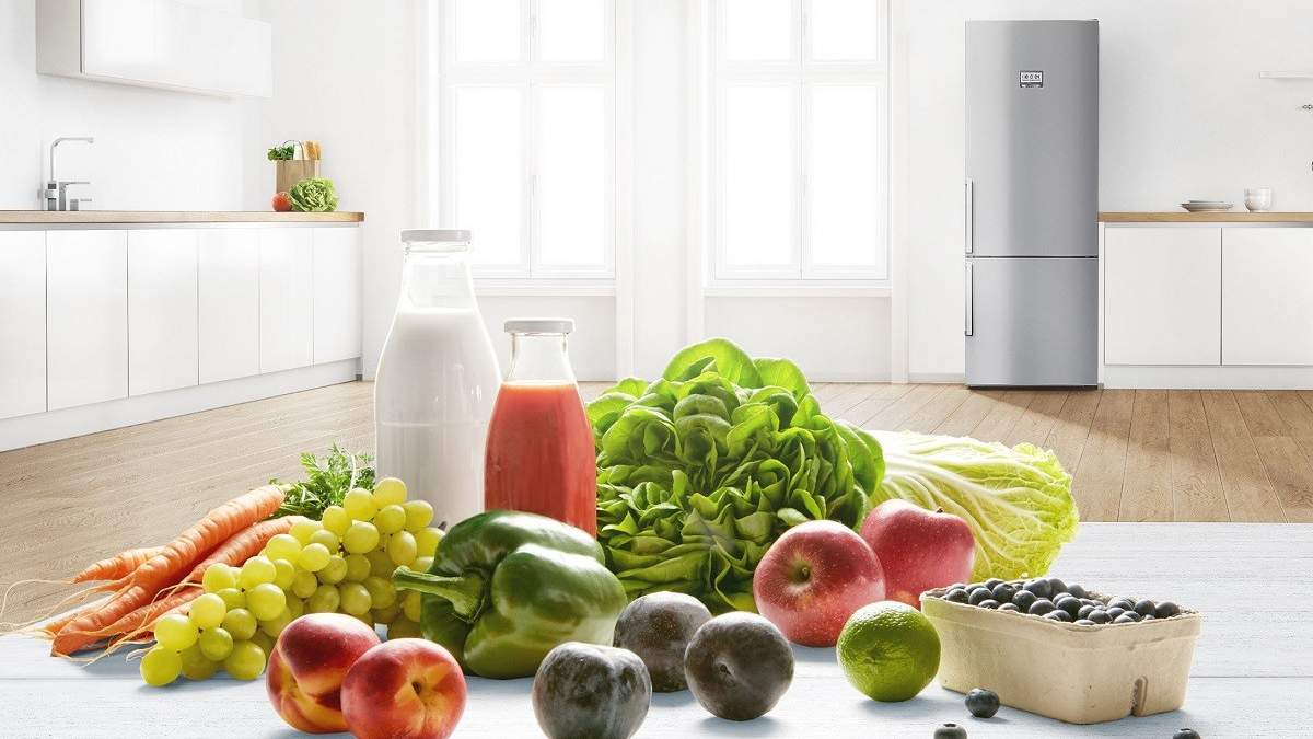 Как правильно хранить фрукты и овощи дома, чтобы они были свежие и полезные