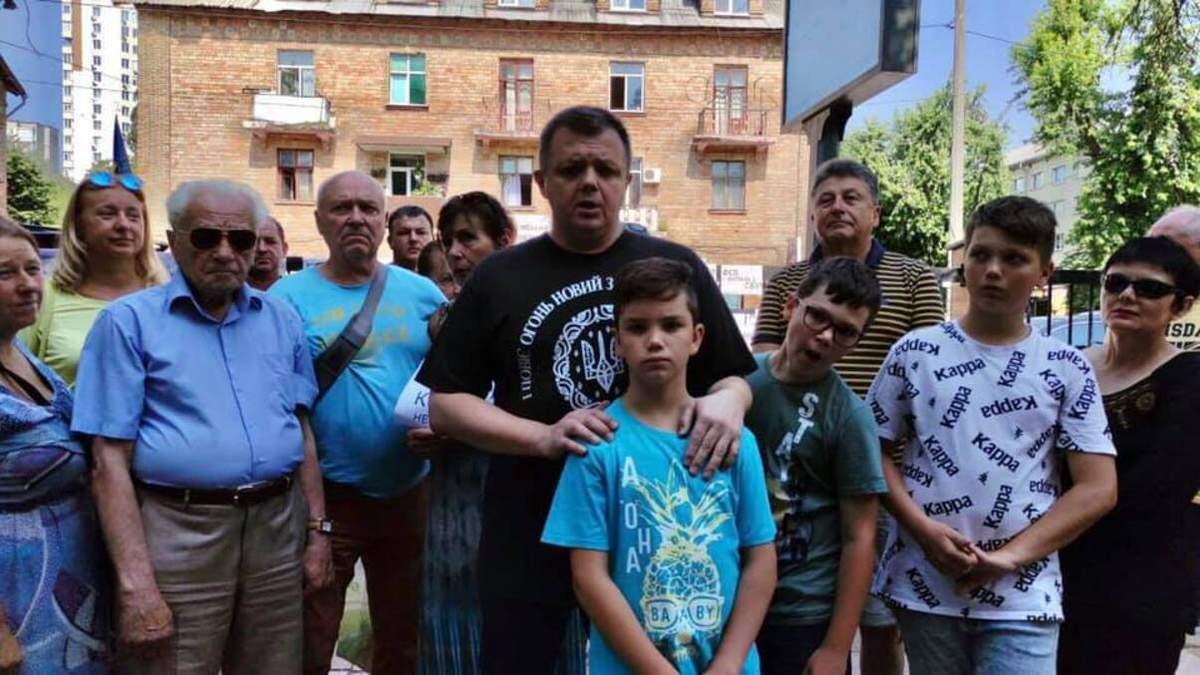 Семена Семенченка знову відправили за ґрати 26.07.2021