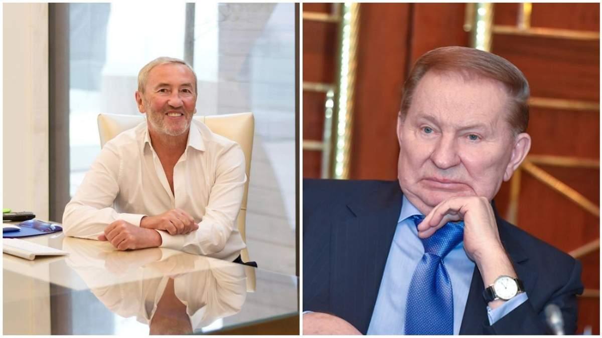 Черновецкий рассказал, как заказывал проституток Кучме и Литвину