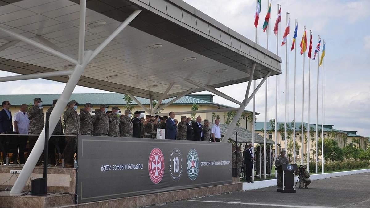 США надіслали 700 військових на Agile Spirit 2021 – Голос Америки