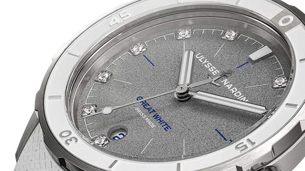 Судді Мамалуй з Харкова подарували годинник із діамантами