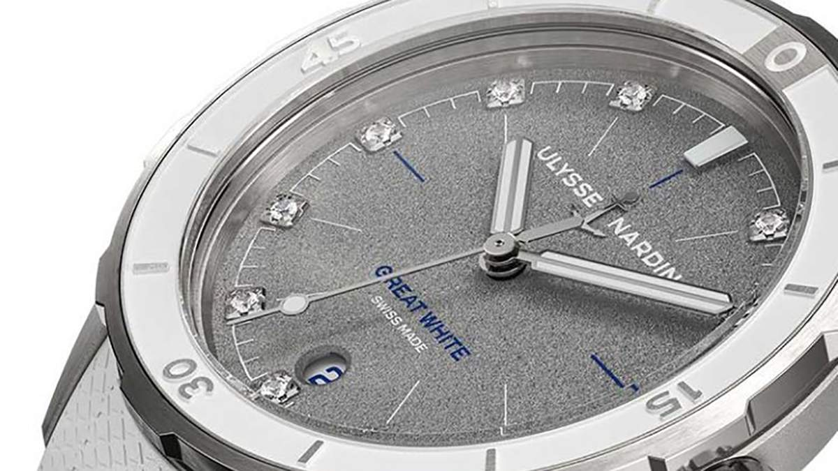Судьи Мамалуй из Харькова подарили часы с бриллиантами