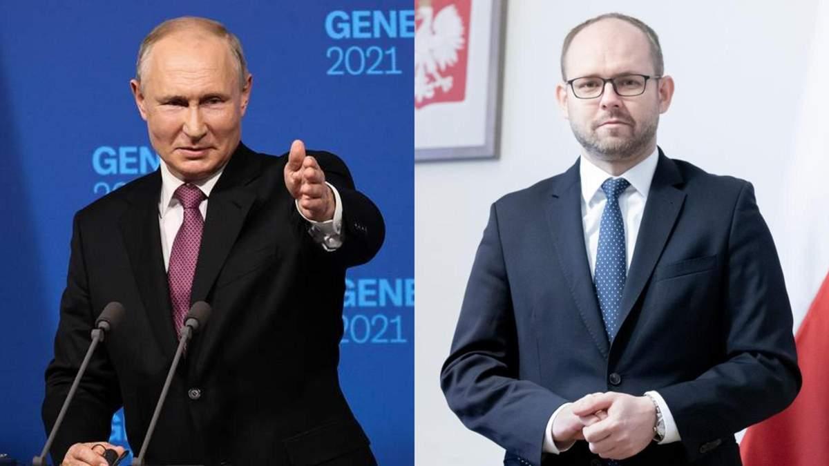 Фейки Путіна про один народ приречені на провал, – МЗС Польщі