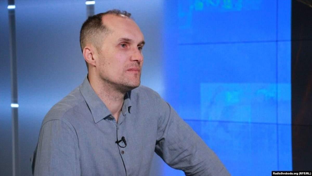 Бутусов розповів, що звільнення Хомчака пов'язане з Єрмаком