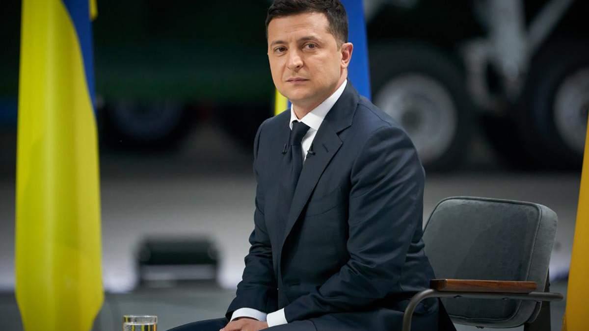 Зеленский подписал указ об изменениях в составе СНБО