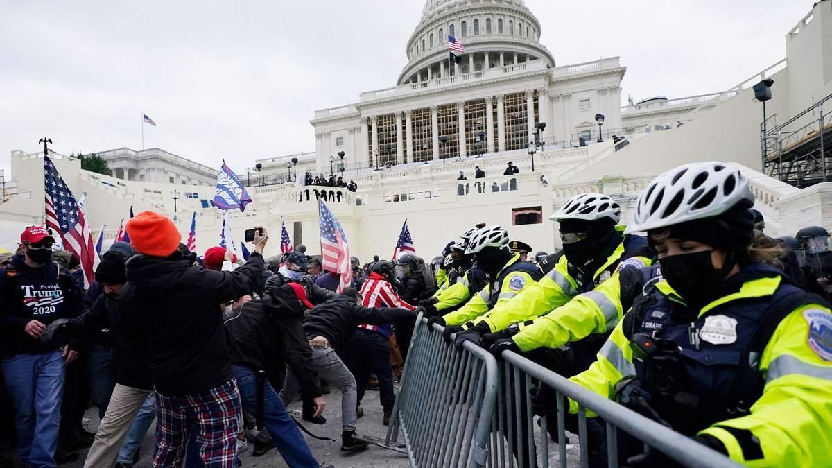 В США начали слушания по штурму Капитолия – Голос Америки