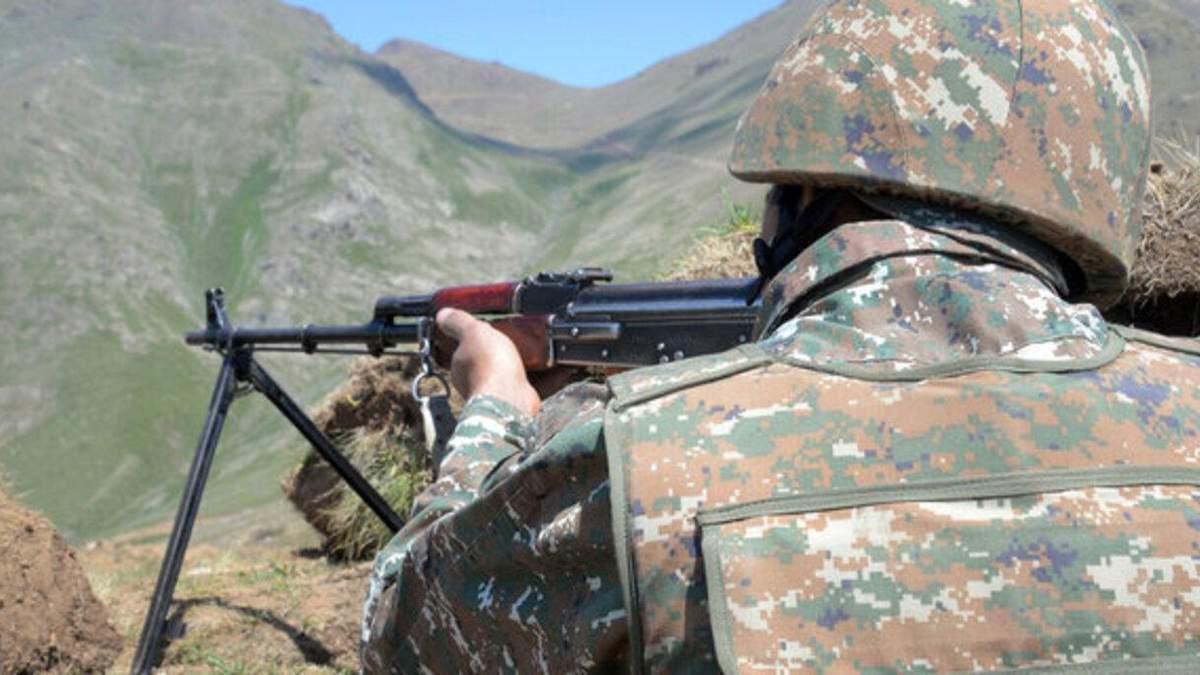 На границе Армении и Азербайджана обострение: есть погибшие