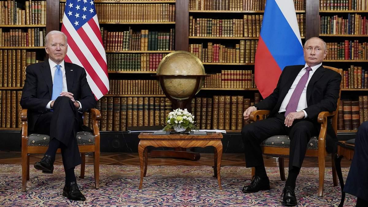 Байден назвал проблему, которая делает Путина еще опаснее