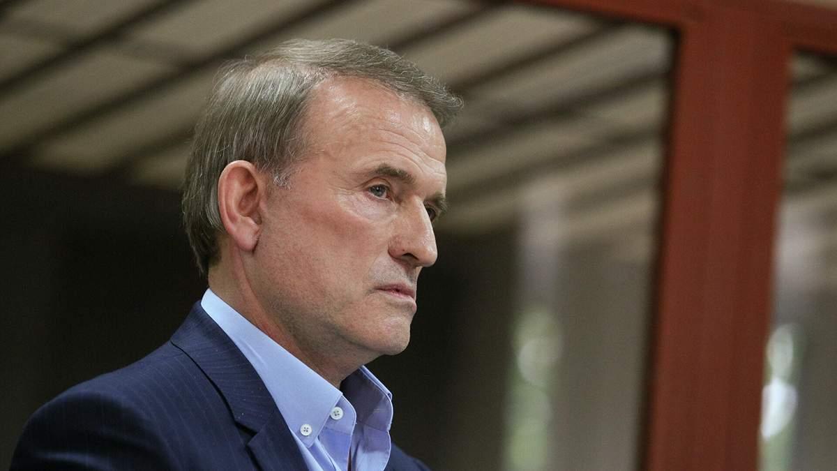 НАПК заинтересовалось декларацией Медведчука: чем владеет нардеп