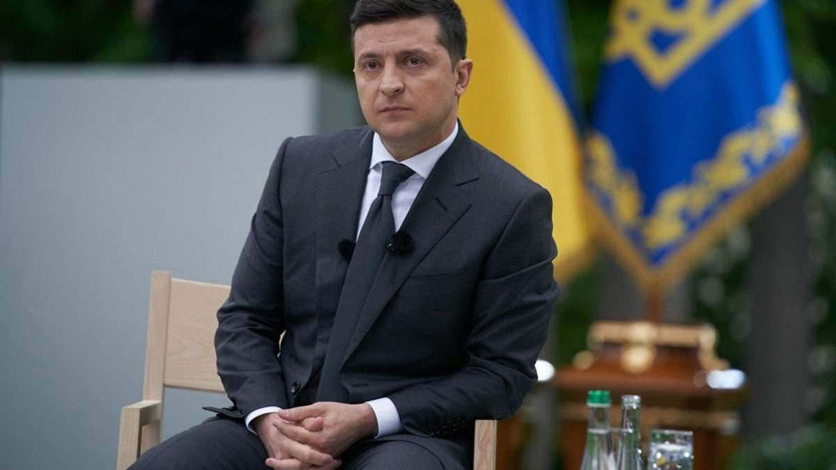 Зеленський розкритикував хресну ходу РПЦ у Києві