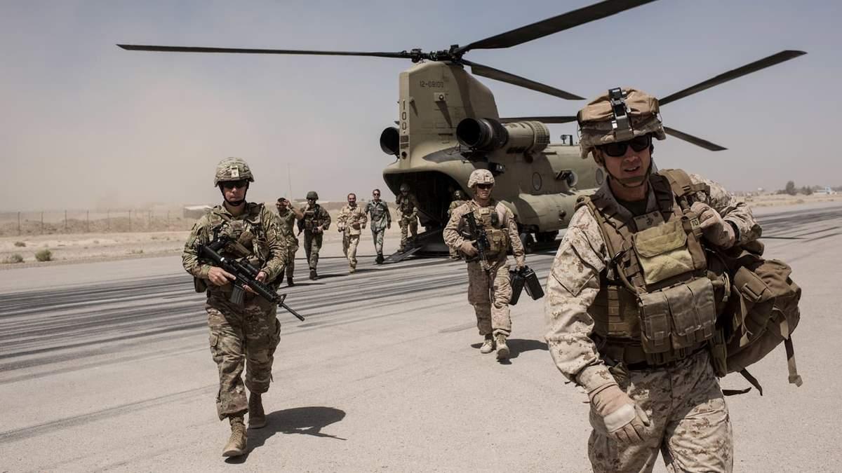 Росія розпочинає нову гру на тлі виходу США з Афганістану