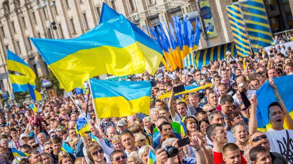 День Незалежності 24 серпня 2021: скільки років буде Україні