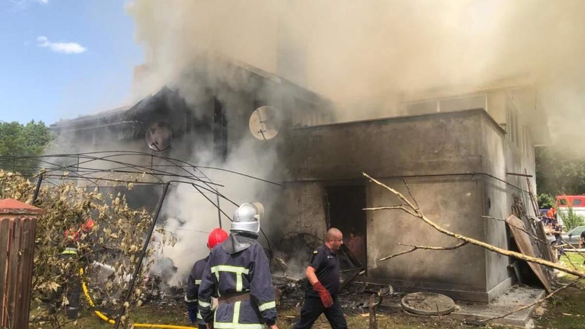 У літаку, що розбився біля Шепарівців на Прикарпатті, були хасиди