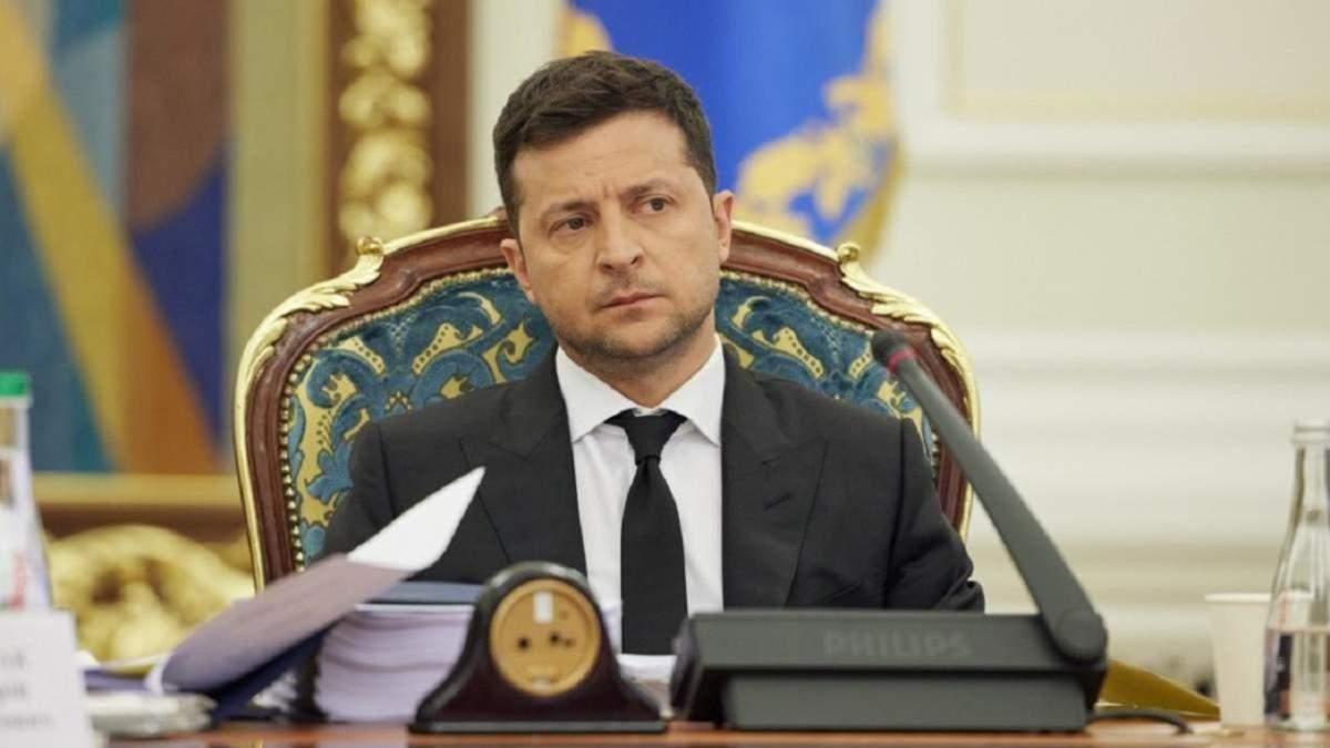 Зеленський вивів Хомчака зі складу РНБО: ввів Залужного