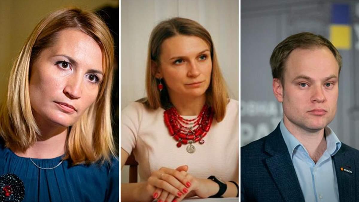С Голоса идут Юрчишин, Бобровская, Стефанишина: комментарий партии