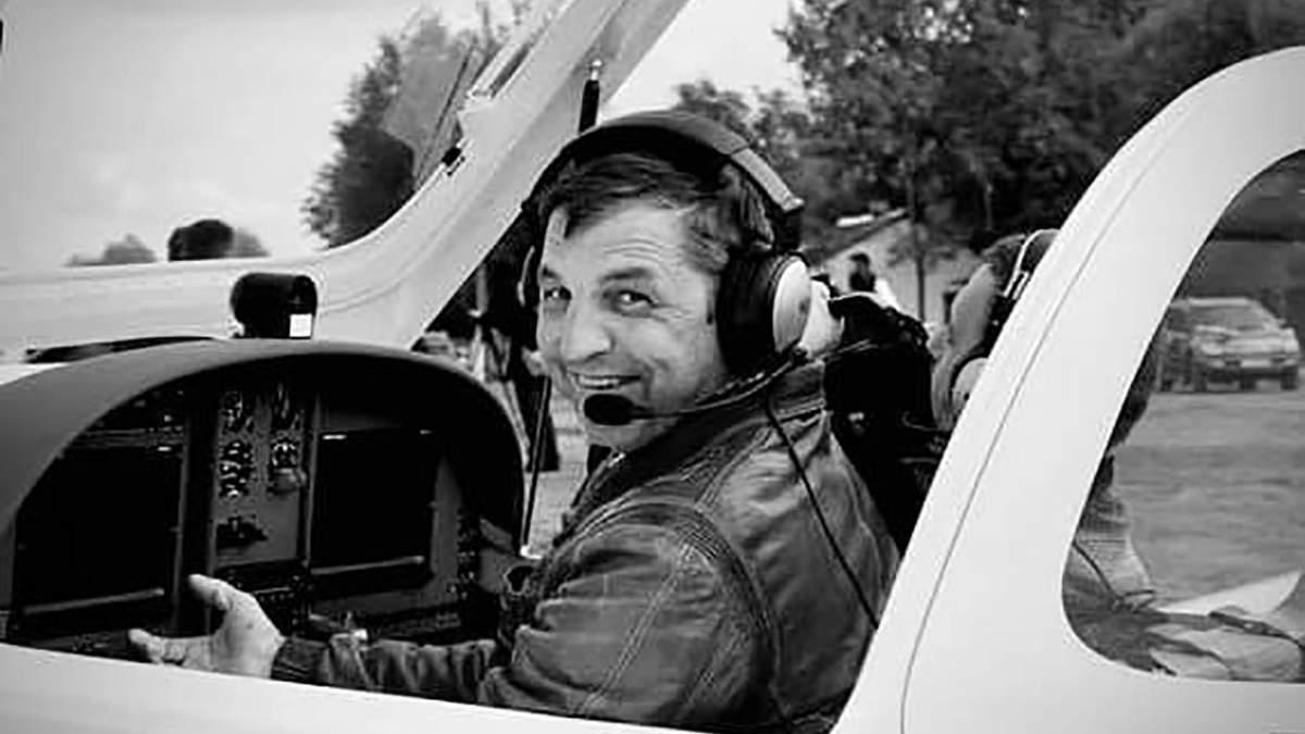 Пилот Игорь Табанюк погиб: биография и все что известно