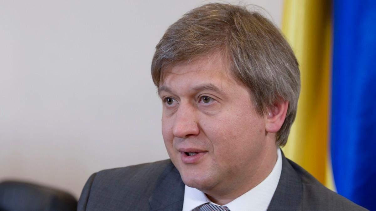 Данилюка не допустили к конкурсу по отбору председателя БЭБ