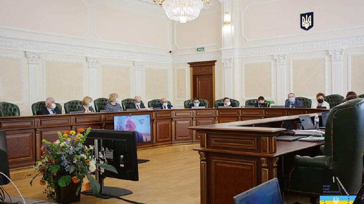 ВРП прикриває суддів-злочинців й платить їм мільйонні пенсії