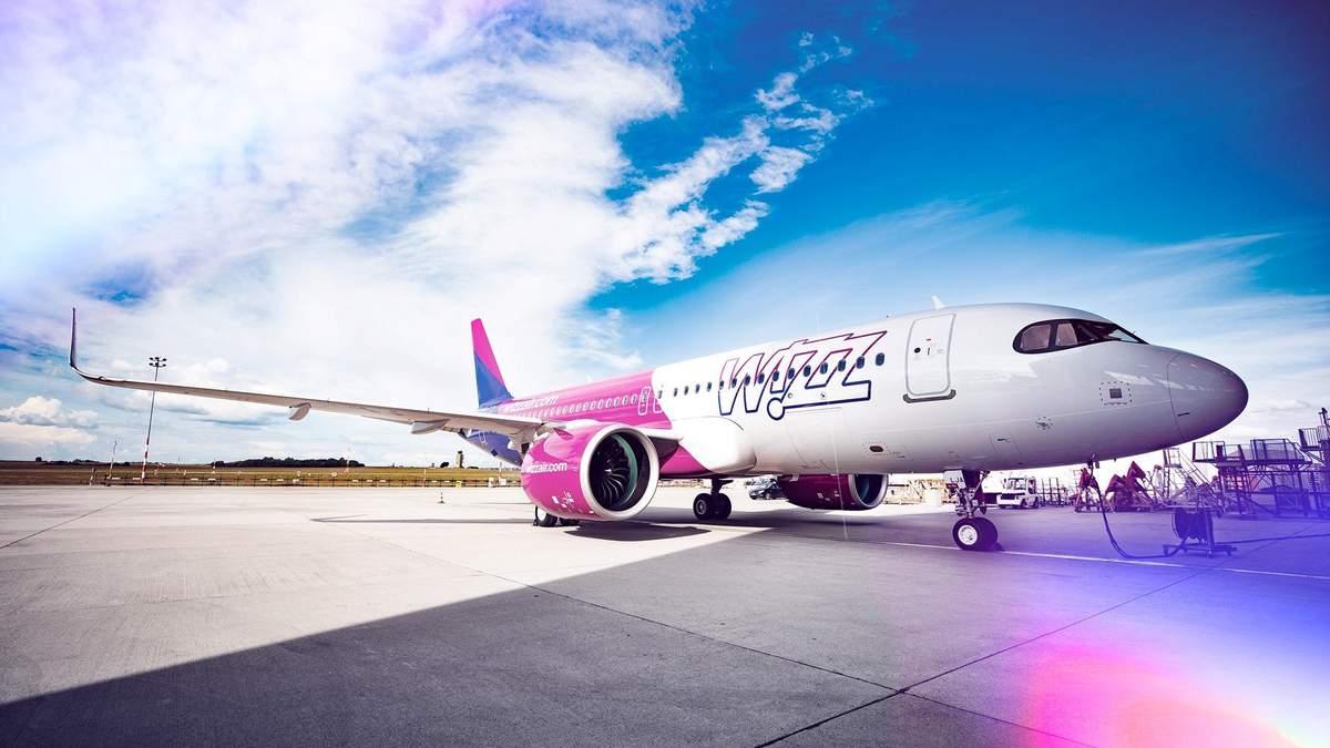 Wizz Air Hungary 28 июля 2021 начала летать над Черным морем