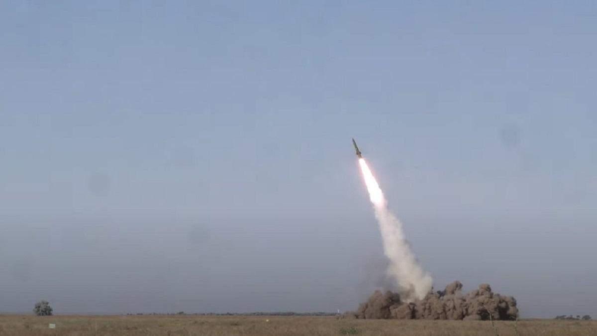 ВСУ успешно испытали снаряды Тайфун-1: видео испытаний