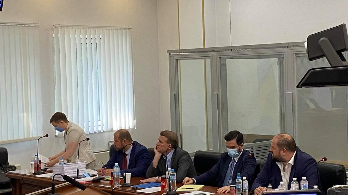 Суд 30.07.2021 рассматривает апелляцию на меру пресечения Медведчуку