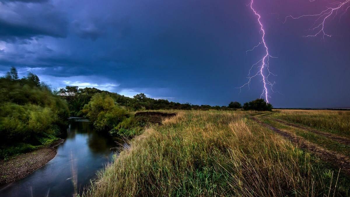 Погода на 1 августа 2021 в Украине: что прогнозируют синоптики