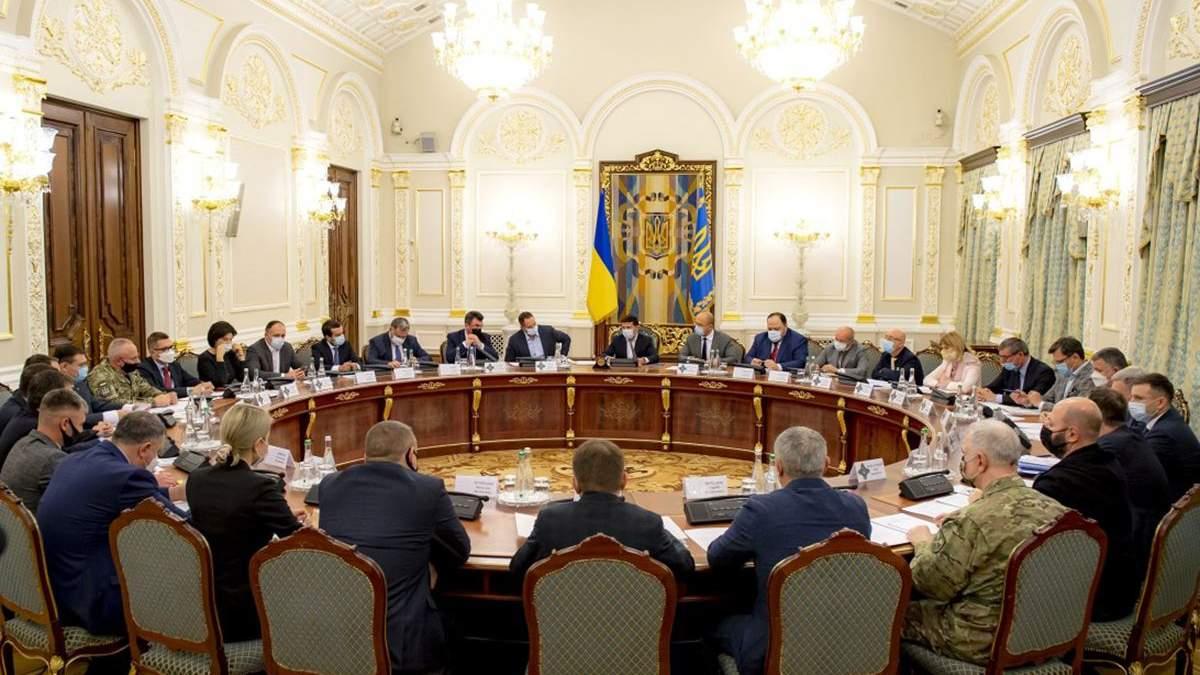 Фесенко сказав, чим місцева влада може допомогти РНБО на Донбасі