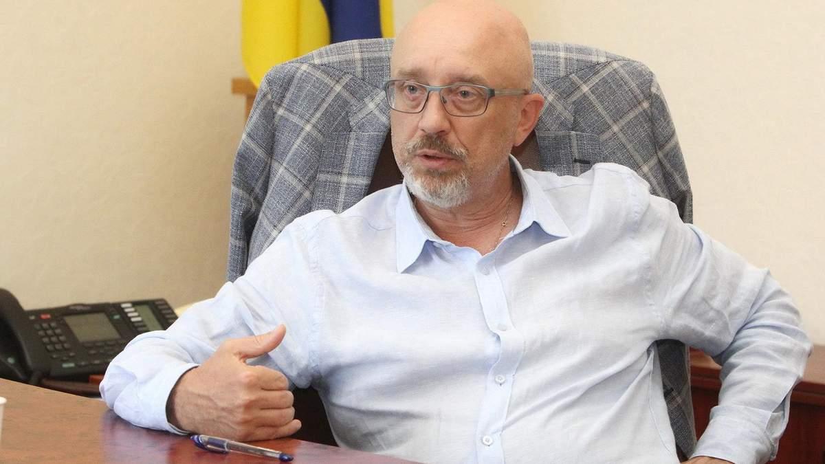 Успіх на переговорах ТКГ залежить від модератора ОБСЄ, – Резніков