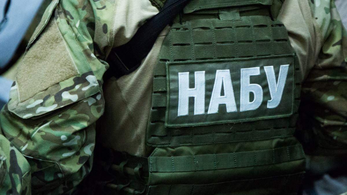 В НАБУ с возмущением отреагировали на задержание Чауса
