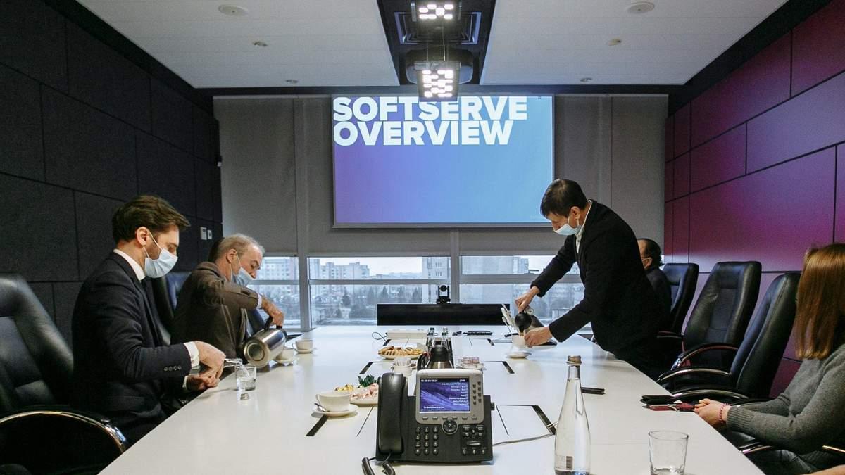 Львовская IT-компания SoftServe открыла офис в Дубае