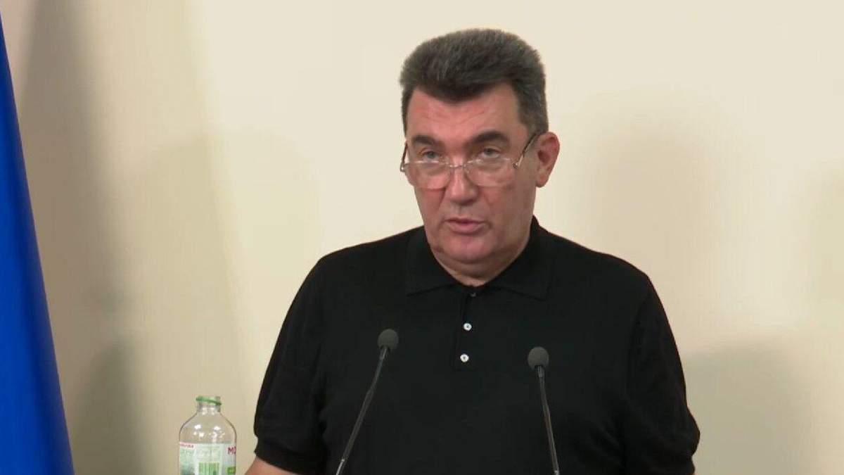 Ни одного тылового человека нет, - Данилов о кадровых изменениях в ВСУ