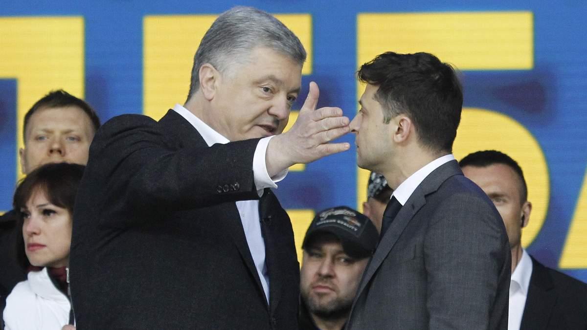Кто-то убедил Зеленского, что Чаус – ценный свидетель против Порошенко, – Шабунин