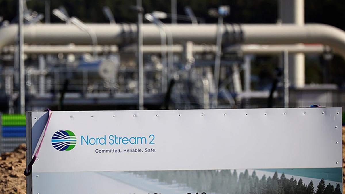 У Конгресі США підтримали запровадження санкцій проти Північного потоку-2