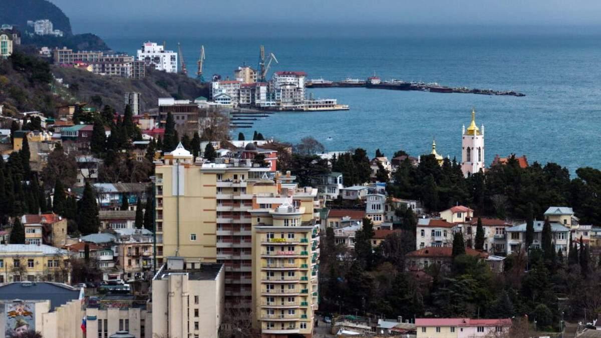 Минэкологии развенчало мифы Путина о Северно-Крымском канале
