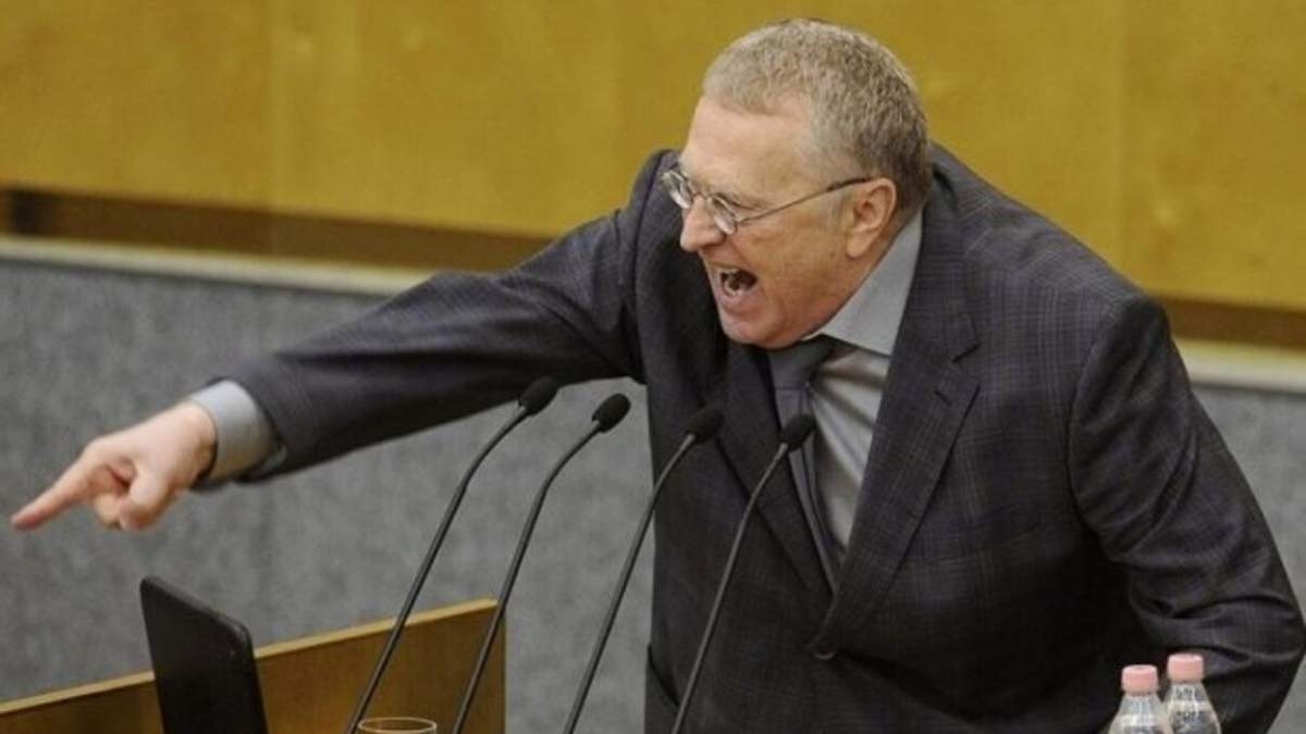 Слова Жиріновського спровокували скандал між Азербайджаном та Росією