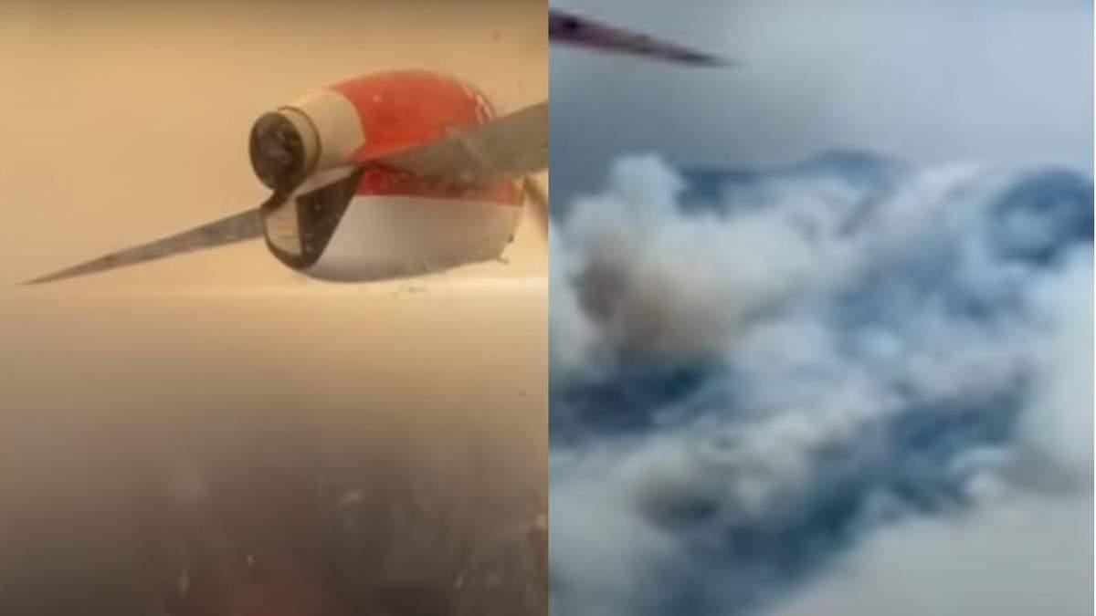 Украинские спасатели рассказали о тушении пожаров в Турции: видео