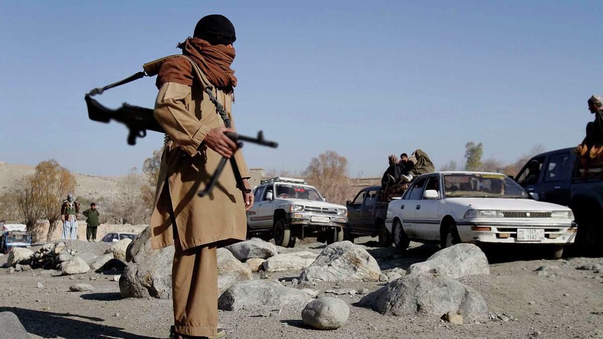 В Афганістані заявили про ліквідацію понад 250 бойовиків Талібану