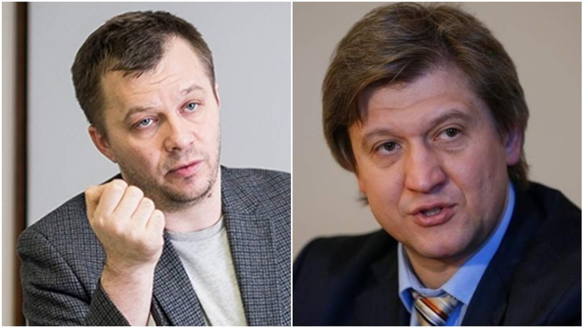 Милованов написал на Данилюка заявление в полицию, - СМИ