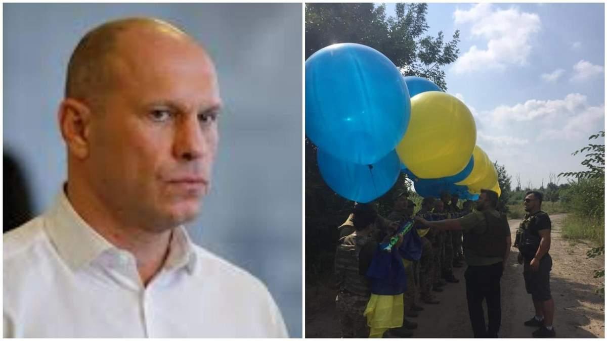Илья Кива насмехался над акцией к годовщине освобождения Авдеевки