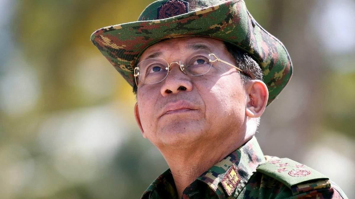 Військові продовжили надзвичайний стан у М'янмі на 2 роки
