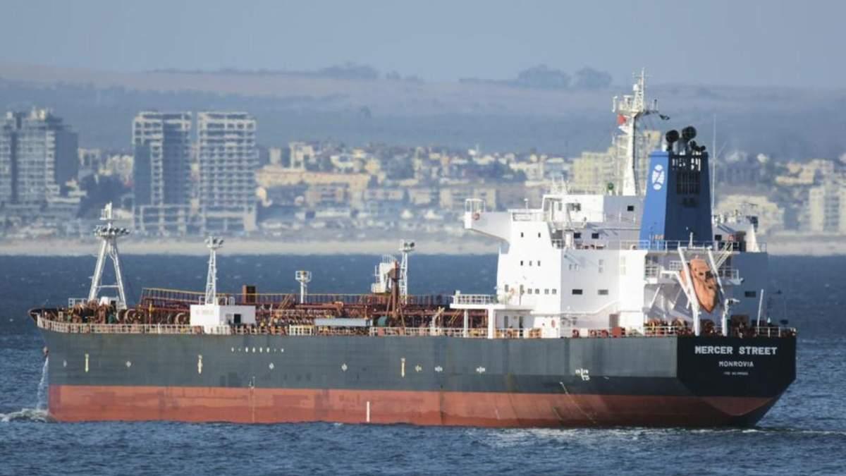 Іран заперечив звинувачення Ізраїлю щодо атаки на нафтовий танкер
