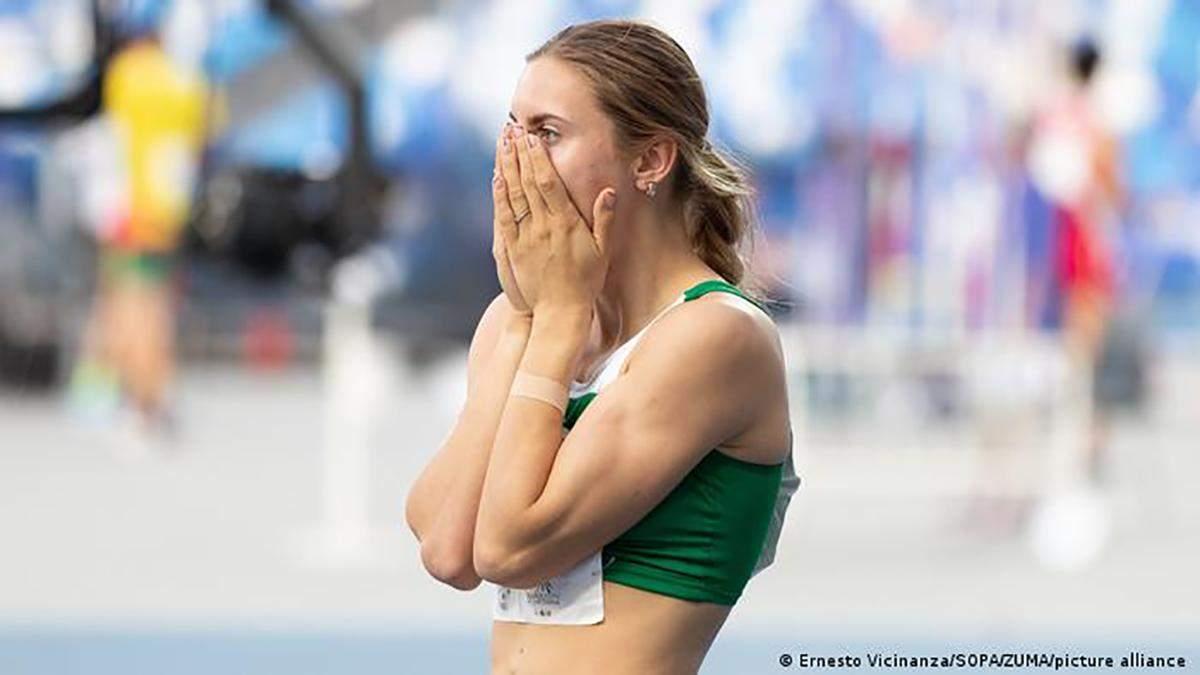 Чехия готова предоставить убежище спортсменке Кристине Тимановський