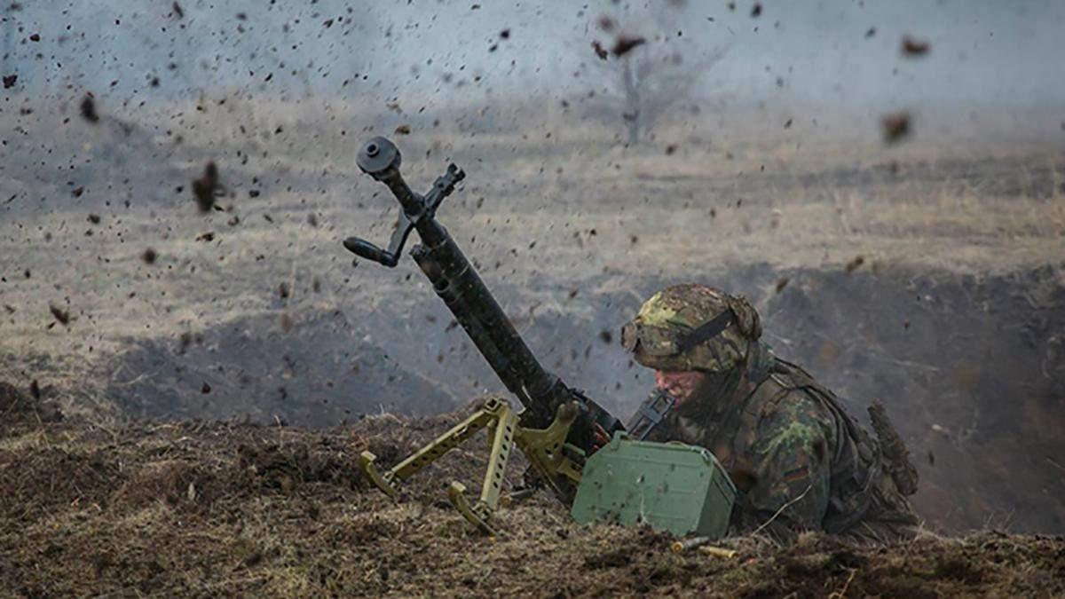 Бойовики 1 серпня 2021 року обстріляли Авдіївку: втрат немає