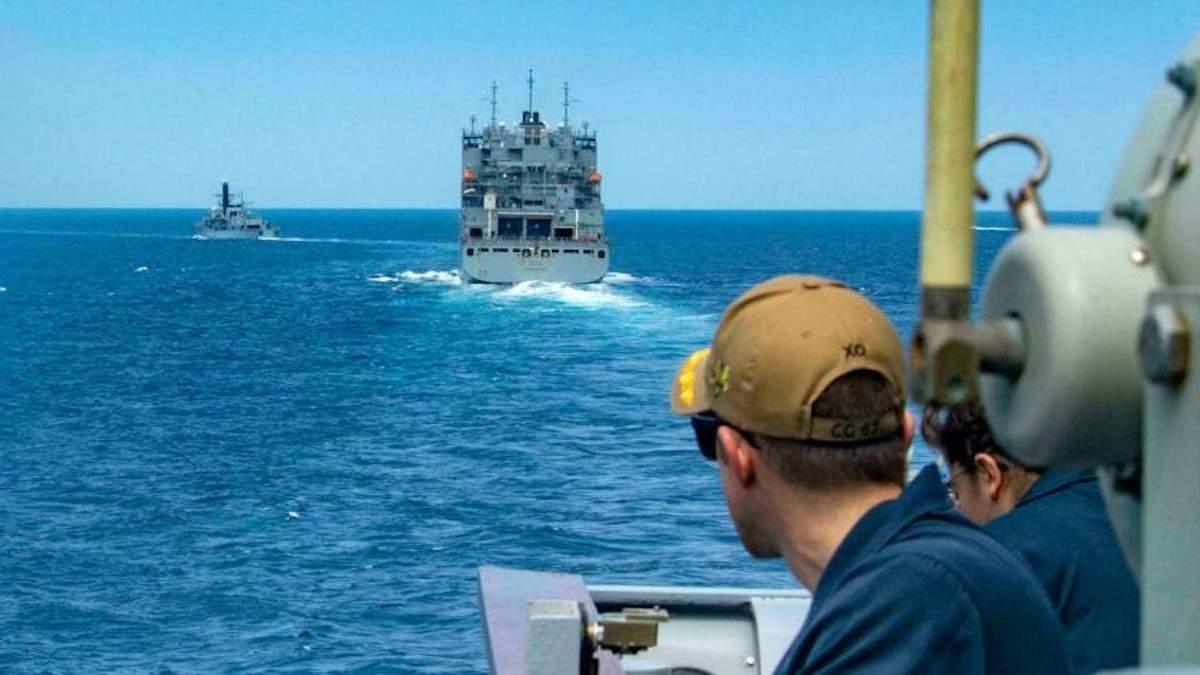 США поддержали версию о причастности Ирана к атаке на танкер
