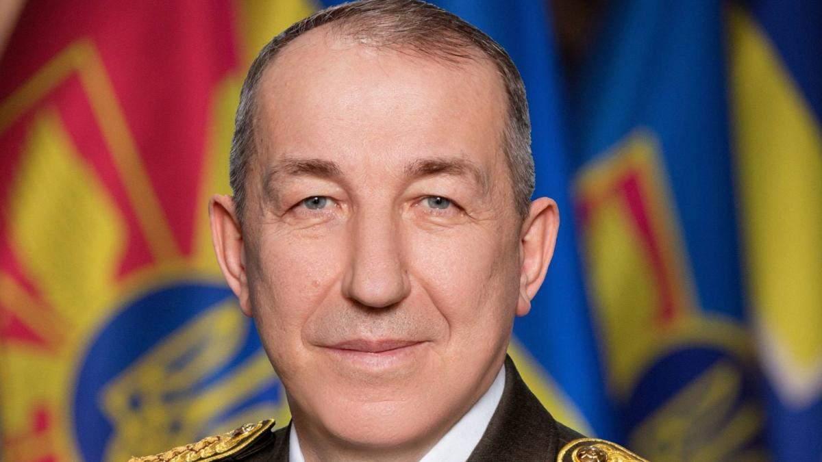 Ексначальник Генштабу ЗСУ Сергій Корнійчук опублікував звернення